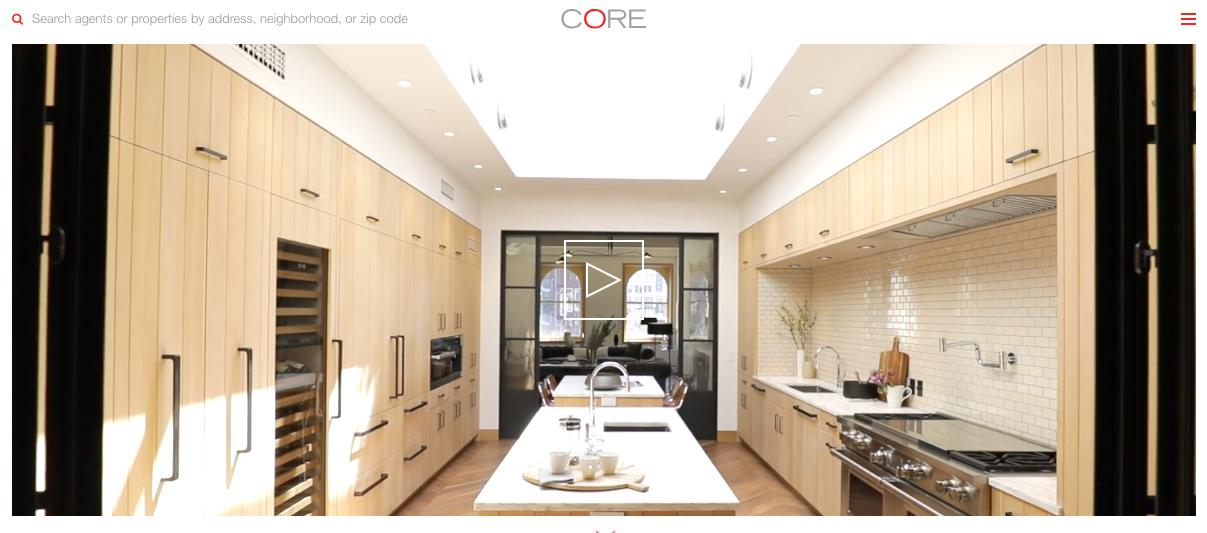 Winning Real Estate Website