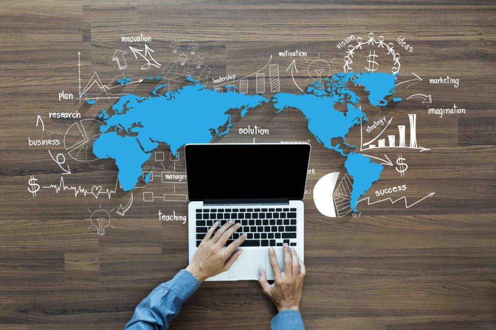 building your business to be more efficient with tech