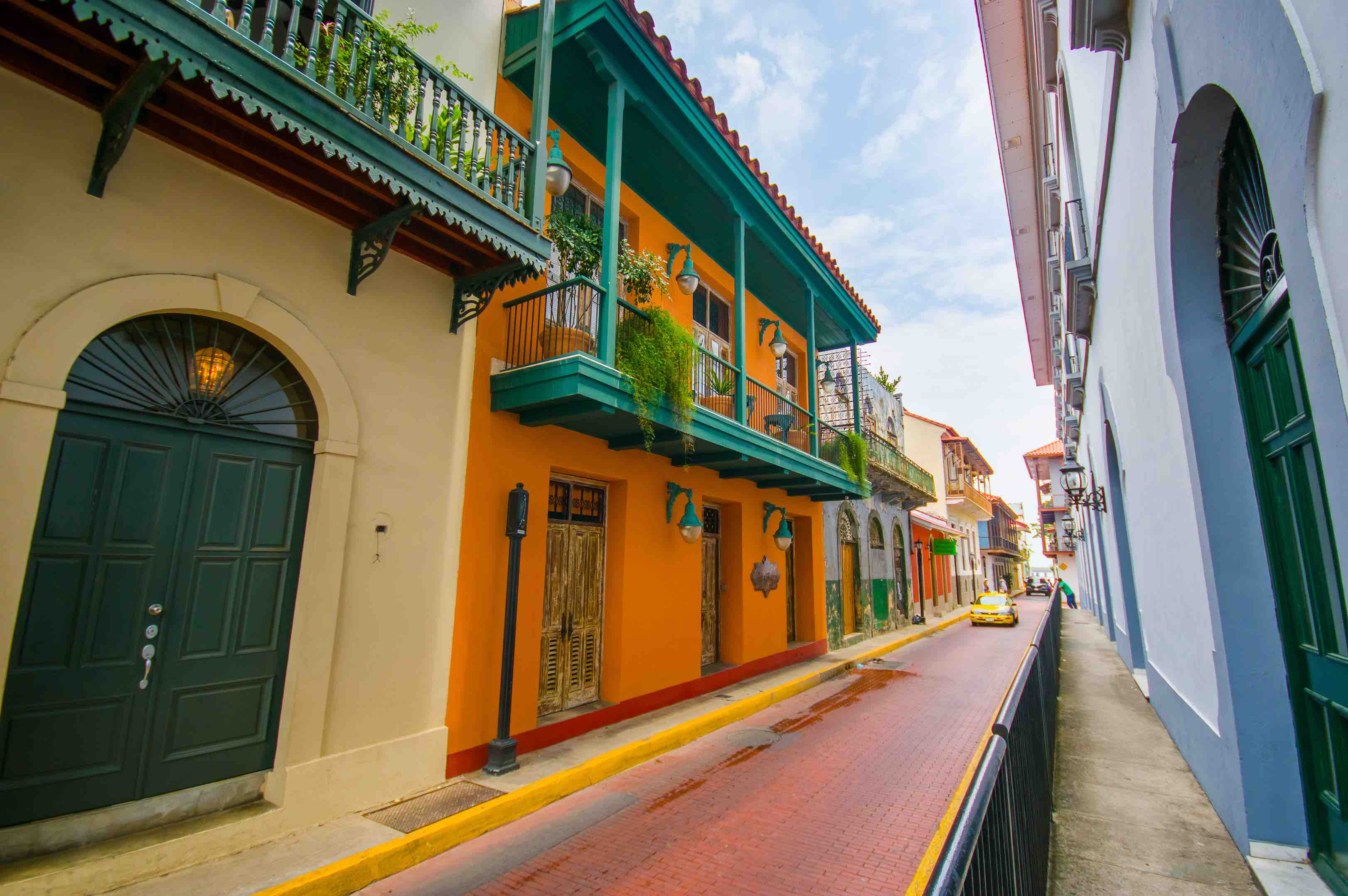 Overseas Real Estate - Panama