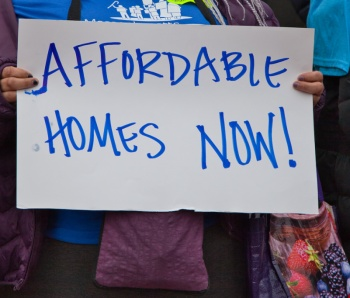 First-time homebuyer Act affordable housing