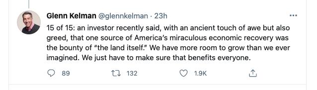 Glenn Kelman redfin twitter feed
