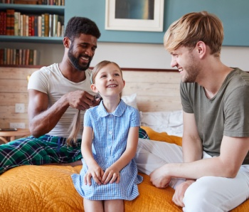 LGBTQ home buyers and seller