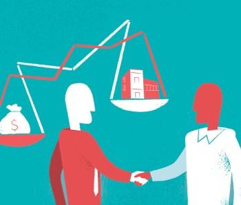 real estate brokerage firm value