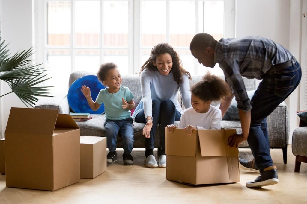 homeownership tenure