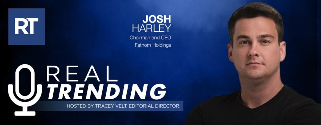 Fathom Holdings RealTrending-Josh-Harley-Web