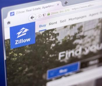 Zillow ibuyer Wall Street